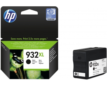 CARTUCCIA HP N 932 XL NERO