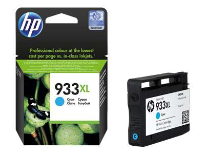 CARTUCCIA HP N 933 XL CIANO
