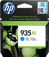 CARTUCCIA HP 935XL Ciano