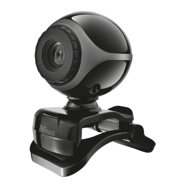Exis Webcam - Black