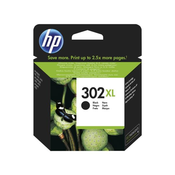 CARTUCCIA HP N302 XL  NERO