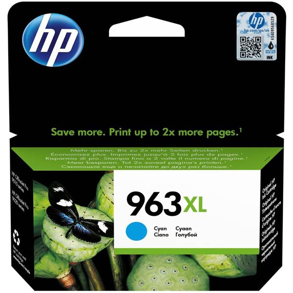 CARTUCCIA HP 963XL Ciano