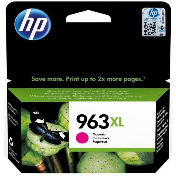 CARTUCCIA HP 963XL Magenta