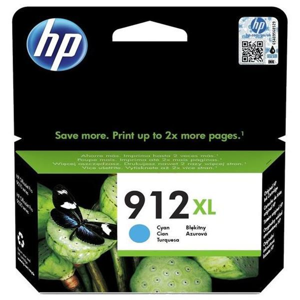 CARTUCCIA HP 912XL Ciano